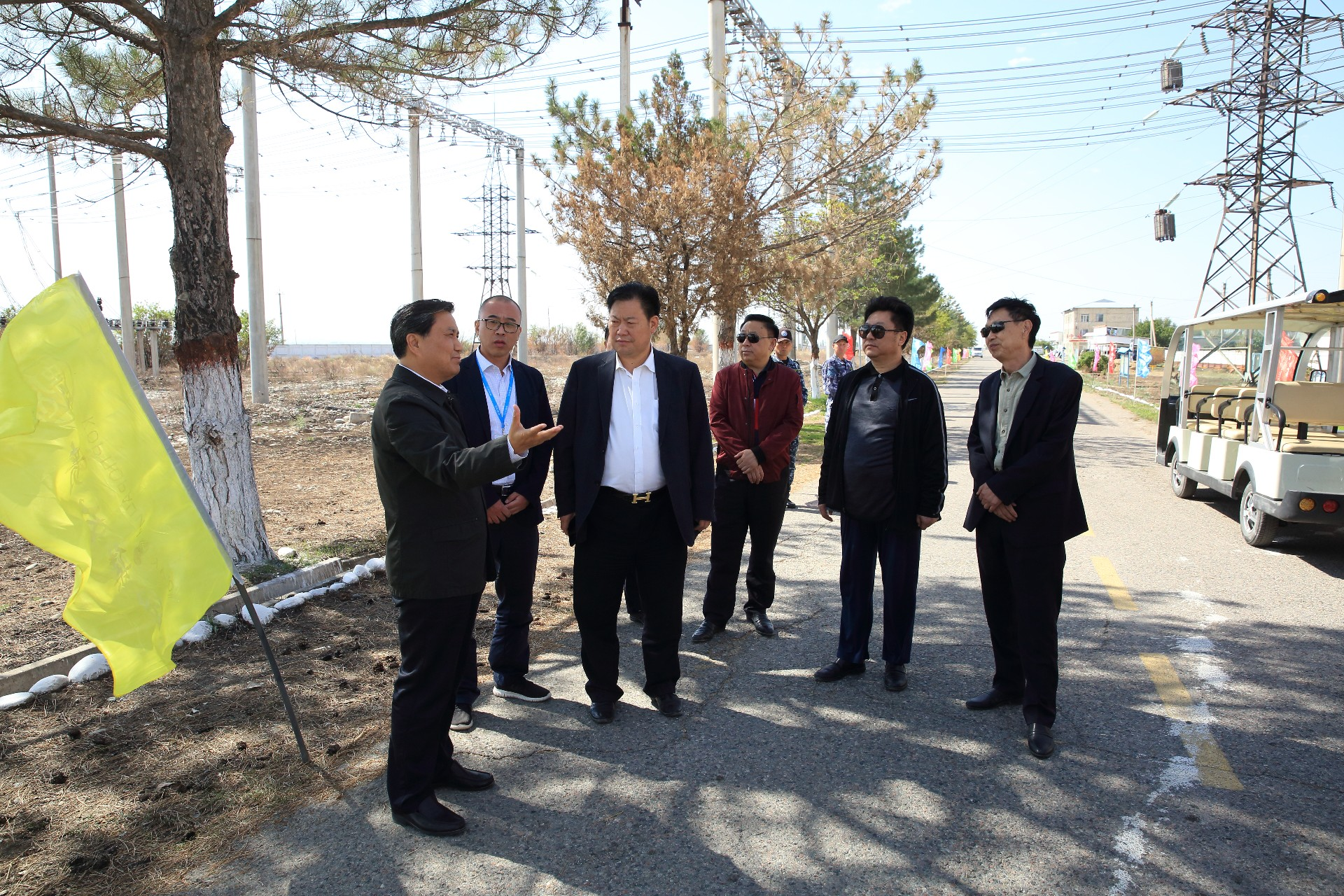 Wu Guoding, Vice Governor of Henan Provincial People's Government, Headed Henan Province Delegation to Asia Star Agricultural Co
